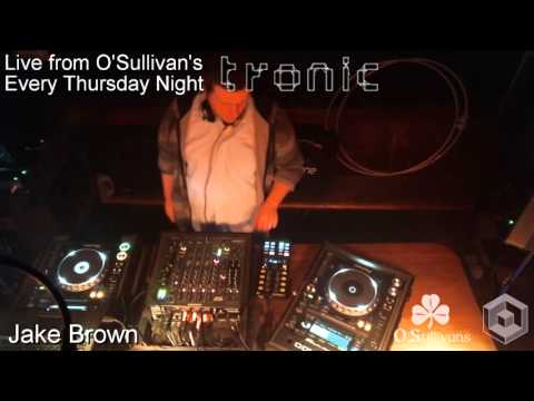 Tronic Thursdays | 5/5/16 | Jake Brown
