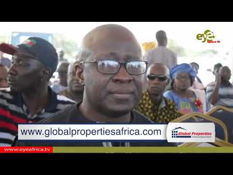 LAYING OF THE FOUNDATION STONE OF INFRASTRUCTURAL DEVELOPMENT IN URR (Part 1)