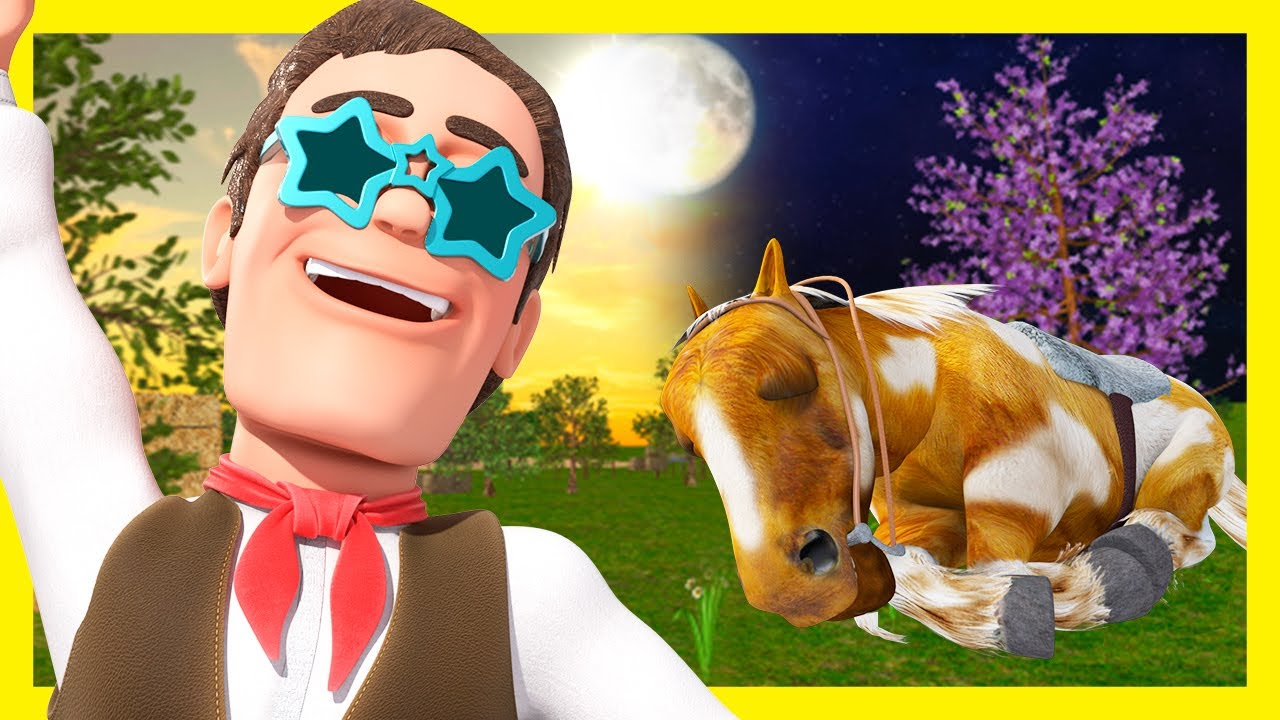 El Día y La Noche - Animales de La Granja de Zenón #3 | A Jugar