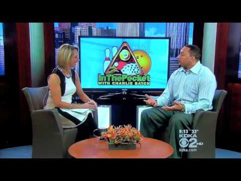 Charlie Batch on Pittsburgh Today Live with Kristine Sorensen