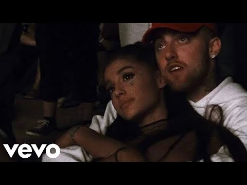 Ariana Grande - ghostin (Music Video)