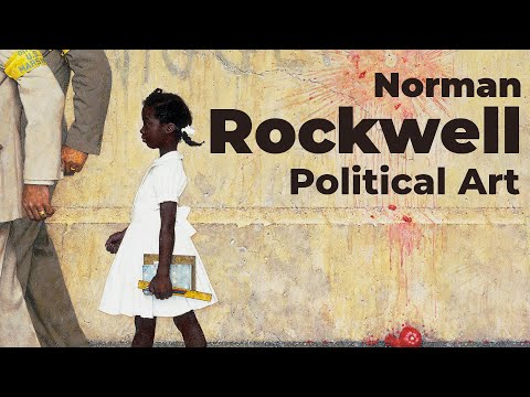 Norman Rockwell's Political Art