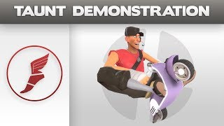 Taunt Demonstration: Scooty Scoot