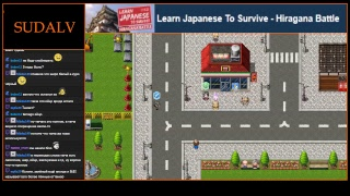 #966 Learn Japanese To Survive - Hiragana Battle