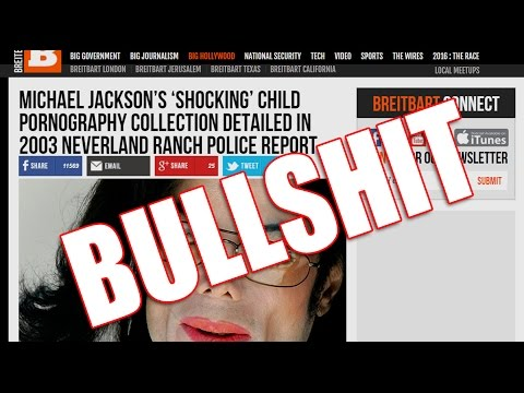 The Michael Jackson Rebuttal