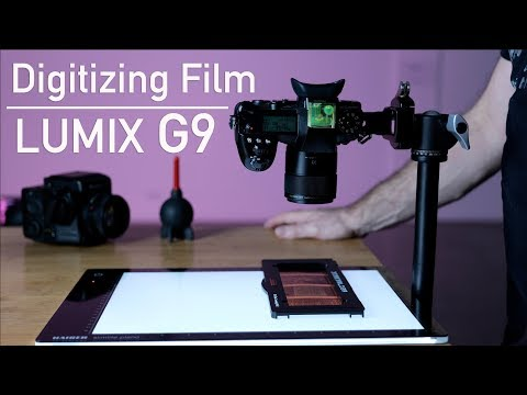 Best Way To Scan Film Negatives With A Digital Camera & Negative Lab Pro