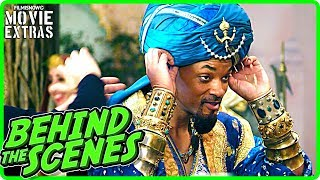 ALADDIN Behind the Scenes of Will Smith Disney Classic Live Action Movie MP3