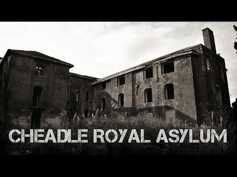 Cheadle Royal Asylum