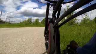 E-bike Enorm V2 darkforce