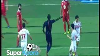 هدف الزمالك الثانى ( الزمالك 2-0 النجم الساحلي )  كأس الإتحاد الأفريقي 2015
