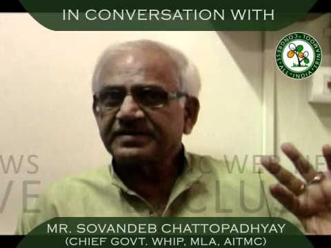 In Conversation with Mr. Sovandeb Chattopadhyay