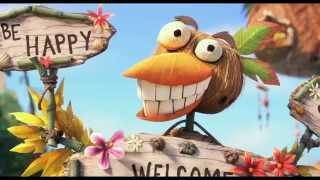 Angry Birds в кино трейлер 2016 мультик