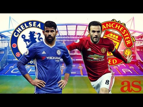 Download Chelsea vs Manchester United 1-0 - Goals & Highlights 13/03/2017 HD