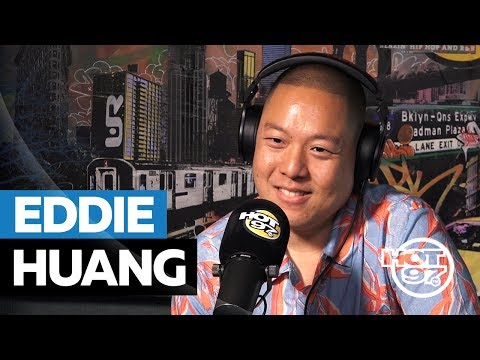 Eddie Huang Shares His Favorite Memories of Prodigy + New Season of 'Huang's World'