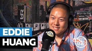 Eddie Huang Shares His Favorite Memories of Prodigy + New Season of