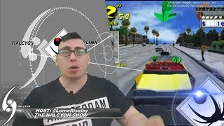 Halcyon Blink - Crazy Taxi
