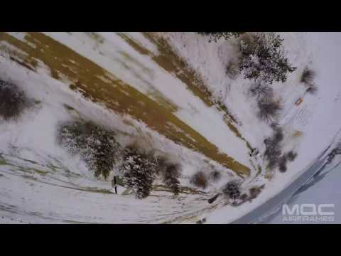 MQC XHD, MB2207-2400kv, DAL Cyclones, 5s and fresh snow, all good