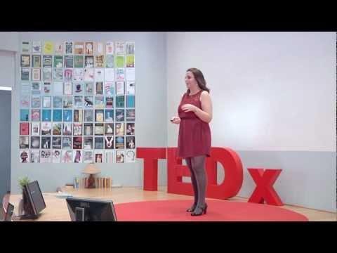 El arte de compartir puntos de vista diferentes: Lucy Rodríguez at TEDxYouth@UFM