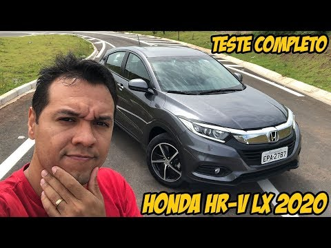 Honda HR-V LX 2020: vale pagar R$ 95 mil na versão de entrada ou melhor um HR-V Touring usado?