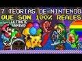 7 Teorías en Videojuegos de Nintendo que son 100% REALES