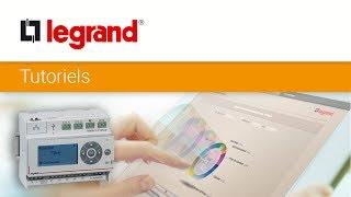 Écocompteur Legrand : comment installer ce compteur dans le tableau électrique ?