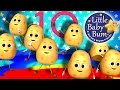 One potato two potato numbers song from littlebabybum mp3