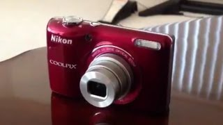 Nikon CoolPix L26 | HD Unboxing and Review