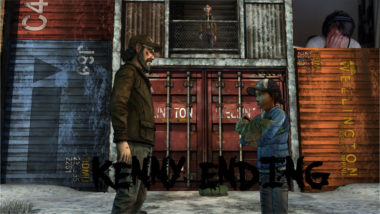 Ending The Walking Dead Season 2 Kenny Ending Credits Episode 5 Part 6 Gameplay