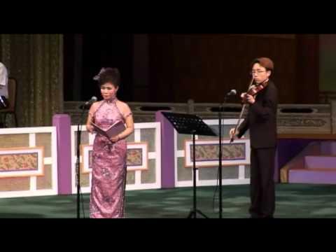 一江春水向東流(葉慧芬第8屆個人粵曲演唱會)23-7-2011新光戲院 - YouTube