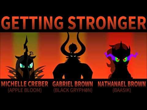 Getting Stronger - Michelle Creber, Black Gryph0n, Baasik