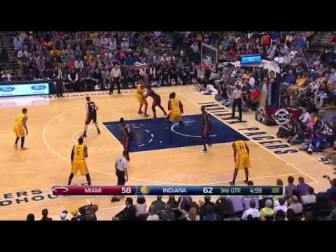 HD Miami Heat vs Indiana Pacers   Full Game Highlights   April 5, 2015   NBA Season 2014 15 720p