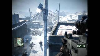Battlefield: Bad Company 2 - Mission 5 - Crack the Sky (2/2)