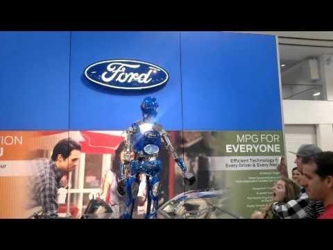 55th SF Chronicle SFGate.com International Auto Show 2012