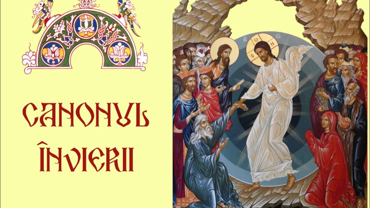 Canonul Invierii - Mihail Buca si Psaltii Catedralei Patriarhale din Bucuresti