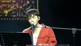 2016.10.22 서인국 팬미팅 피아노 - 대성당들의시대