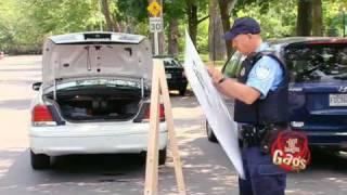 JFL Hidden Camera Pranks & Gags: Police Eye Test