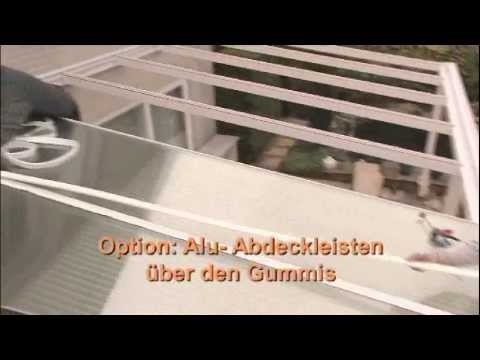bauhaus tv produktvideo terrassen berdachungen von b. Black Bedroom Furniture Sets. Home Design Ideas