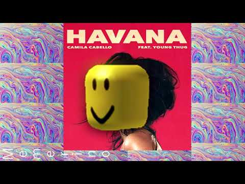 Havana - Camilla Cabello - Roblox OOF Sound Version/Cover
