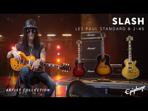Slash Epiphone Collection