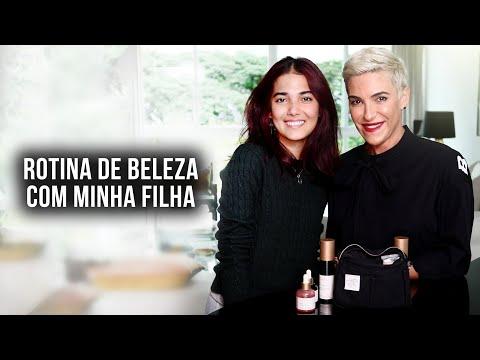 ROTINA DE BELEZA com minha FILHA a convite da BIOSSANCE - HYPNOTIQUE - FABÍOLA KASSIN
