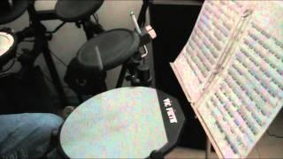 Test Pad Vic Firth 12'