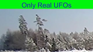 UFO | Famous flying saucer over Sweden 2012 with interview.