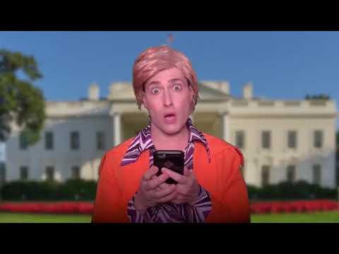 Donald Trump funny music video - satire