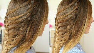 Easy Braided Hairstyle | Braided Hairstyles | Braidsandstyles12