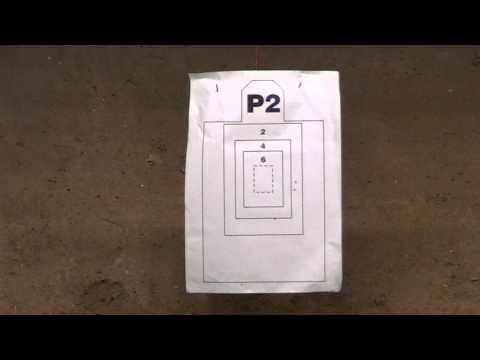 AK 101 - 40 Meters (43.7 Yards)