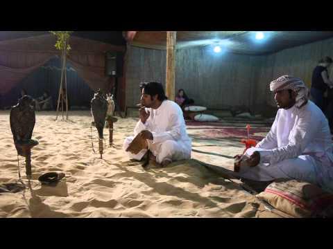 Abu Dhabi -  Desert Safari Tour /  4WD dune bashing - Full HD