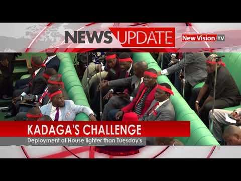 Kadaga's challenge after suspending 25 MPs