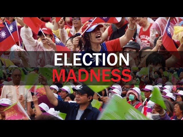 Election Madness!: Taiwan | Taiwan Insider | Nov. 21, 2019 | RTI