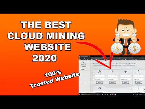 Best Website To Make Money With Cloud Mining 2020