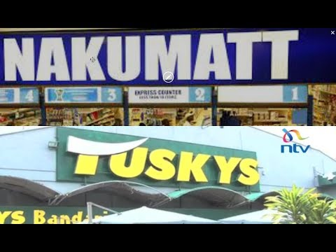 Tuskys comes to the aid of retail giant Nakumatt with talks of a possible merger